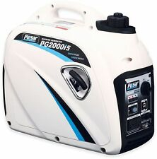 Pulsar 2000 Watt Portable Gasoline Quiet Inverter Generator PG2000IS
