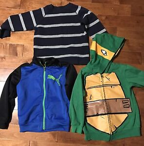 3 piece lot for toddler boy size 4-5
