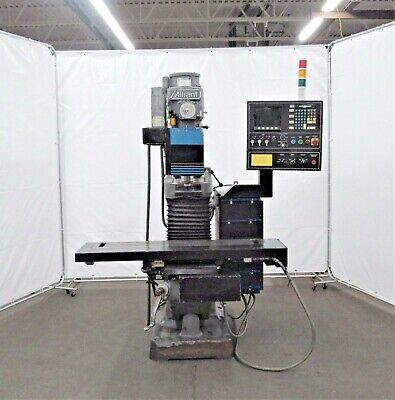 Alliant Rt2 3-axis Cnc Vertical Mill Idm-049