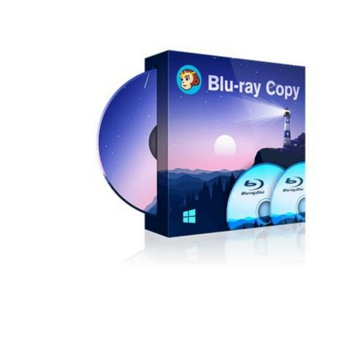 DVDFab Blu-ray Copy | 1 PC - 1 Year License. Fast Delivery!