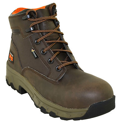 "Timberland Pro Men's Linden 6"" Alloy Safety Toe Work Boot Style 1150A"