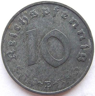 TOP! 10 Pf 1945 E in VORZÜGLICH SELTEN !!!
