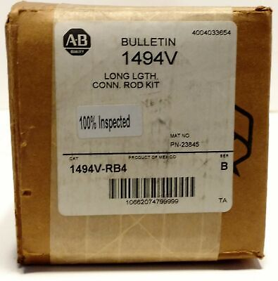 Allen-bradley 1494v-rb4 Connecting Rod Kit For Disconnect Switch