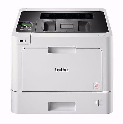 Brother HL-L8260CDW Farblaserdrucker A4 Drucker 31 Seiten/Minute USB Duplex Wlan (Farbe Wlan Laser Drucker)