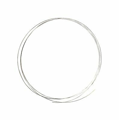 SILVER SOFT SOLDER WIRE SOLDERING JEWELRY MAKING & REPAIR SOLDER SILVER 5' 20Ga