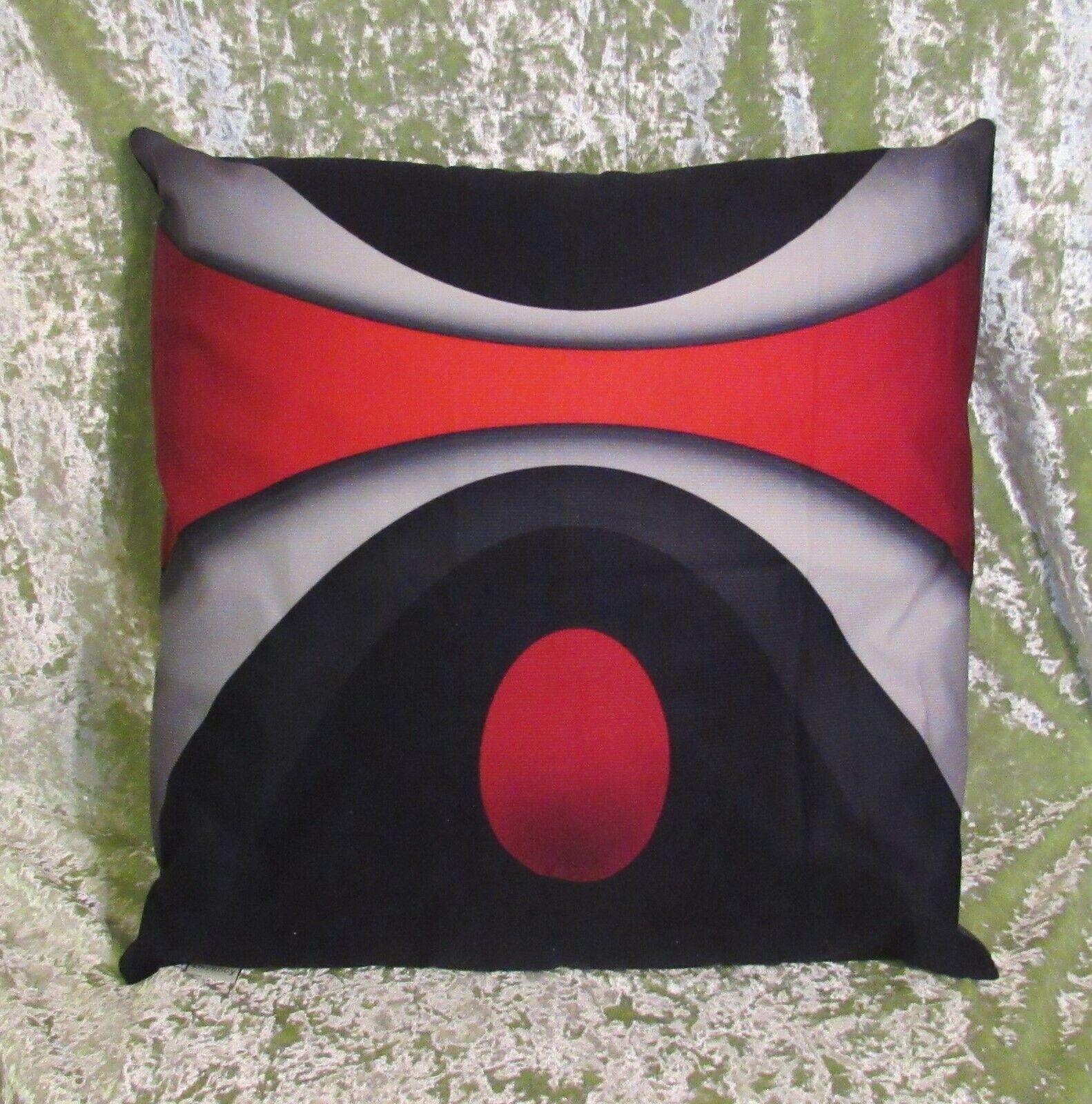 "Throw Pillow Cover 20"" x 20"" Emvency Geometric Pattern NEW i"