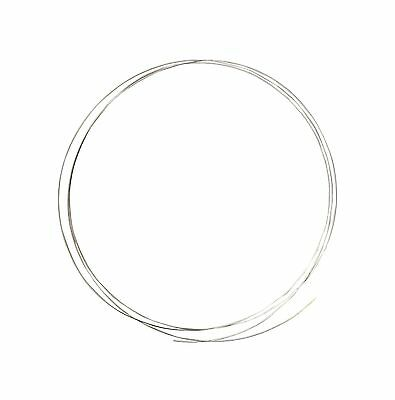 SILVER HARD SOLDER WIRE SOLDERING JEWELRY MAKING REPAIR SOLDER SILVER 5' 20Ga