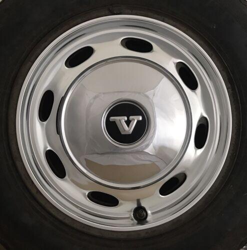 Volvo P1800S Wheel Trim.