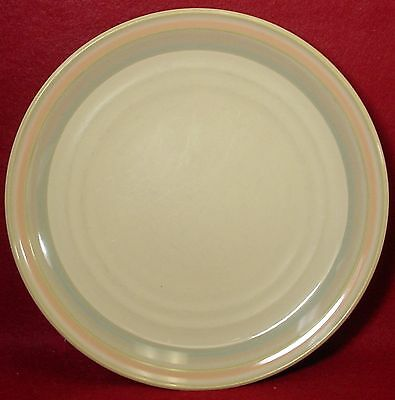 NORITAKE china SUNSET MESA 8663 pattern Dinner Plate @ 10-3/8