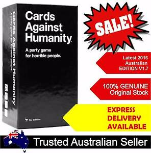 Cards Against Humanity V1.7 Australia AU Edition BASE SET 550 Car Dandenong Greater Dandenong Preview