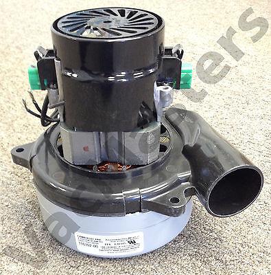 Ametek Lamb Vacuum Motor 116392   Clarke 44906A Pacific S591p Tennant 130415