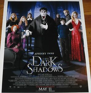 CHLOE-MORETZ-SIGNED-11X14-PHOTO-KICK-ASS-DARK-SHADOWS-MOVIE-POSTER-AUTOGRAPH-COA