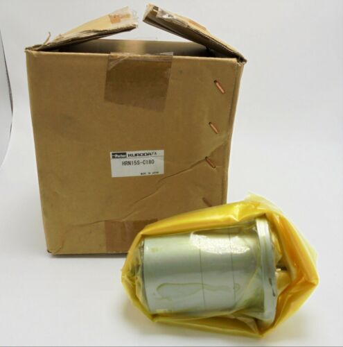 PARKER KURODA HRN15S-C180 HYDRAULIC ROTARY ACTUATOR