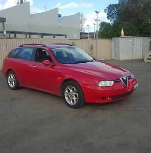 2003 Alfa Romeo 156 Wagon Strathfield Strathfield Area Preview