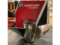 Mercury Tempest Plus -14 5/8  x 24 Pitch RH 48-825872 - New, includes Hub kit
