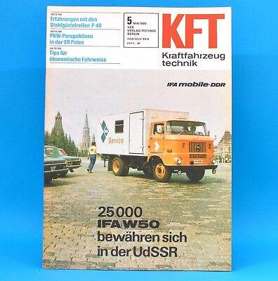 DDR KfT Kraftfahrzeugtechnik 5 1980 1000-cm³-Motorräder Autosuper A 130 Lada 41