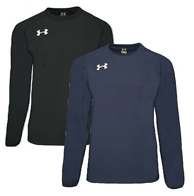 Under Armour Mens Warm Up Top UA Waterproof Storm Golf Training Sweatshirt