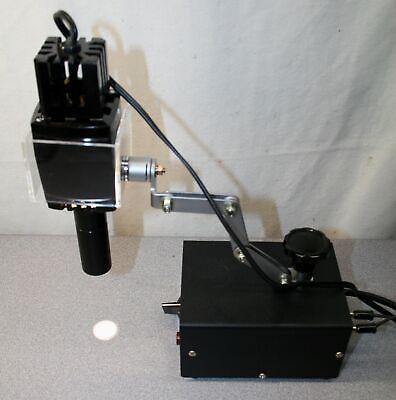 Meiji Techno Microscope Ma264h100 Versatile 20w Illuminator 115v Transfomer