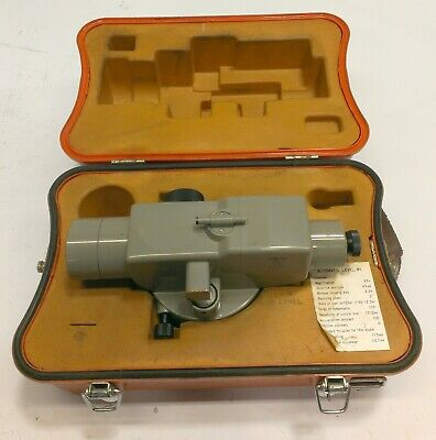 Lietz Sokkia B1 Precision Automatic Level W Carrying Case