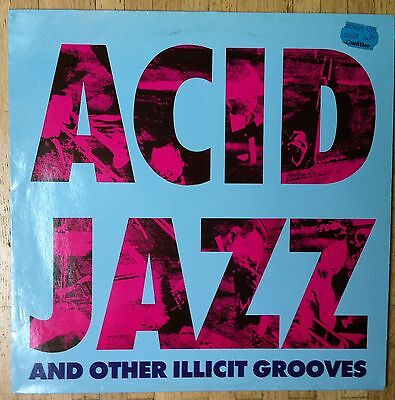VARIOUS ARTISTS Acid Jazz & Other Illicit Grooves LP/GER