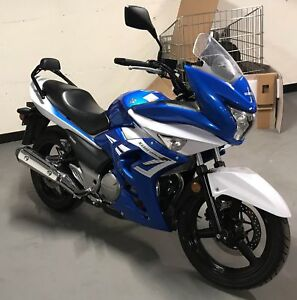 2015 Suzuki GW250