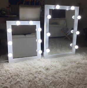 Hollywood style makeup mirror New Farm Brisbane North East Preview