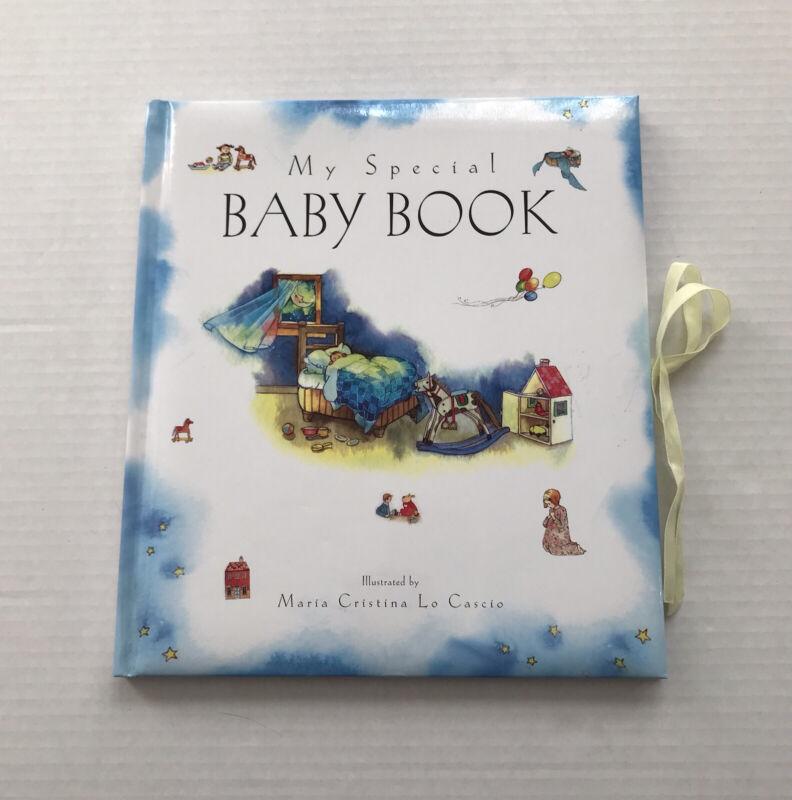 My Special Baby Books Illustrated by Maria Cristina Lo Cascio Hardcover 2008