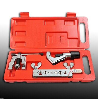Handy Refrigeration Tools Soft Copper Tube Flaring And Swaging Kit Od Tubings