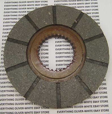 7 Brake Disk Shoe Oliver White Tractor 1655 2-70 More