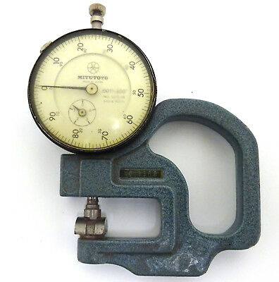 Mitutoyo 7300 Dial Thickness Gage