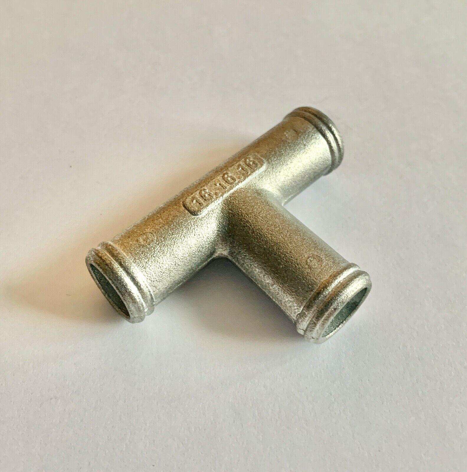 Stück 16 x 16 x 16 mm Autogas T Alu LPG