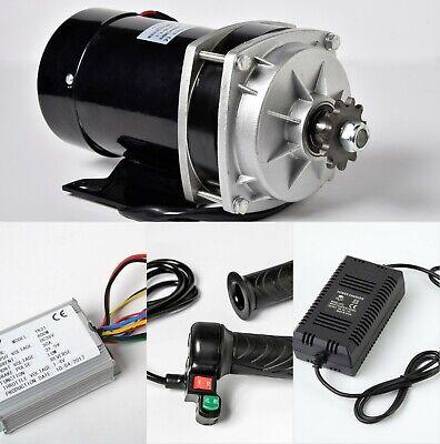 800W 36 V DC electric motor f Quad Trike ZY1020ZXF gear reduction high torque