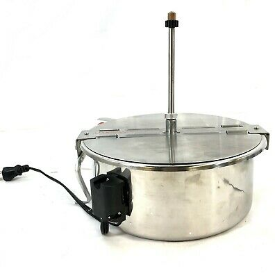 The Great Northern Popcorn Company 16oz 4086 Replacement Kettle