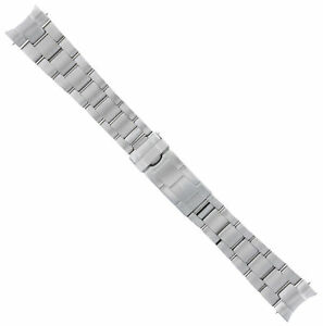 OYSTER WATCH BAND STEEL BRACELET TUDOR PRINCE CHRONO SOLID END FLIP LOCK 79280