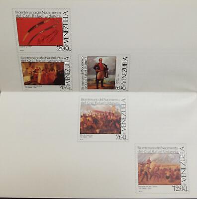 O) 1988 VENEZUELA, GENERAL URDANETA, SACABBARD SWORD AND SIGNATURE - WEDDING - B for sale  Shipping to India