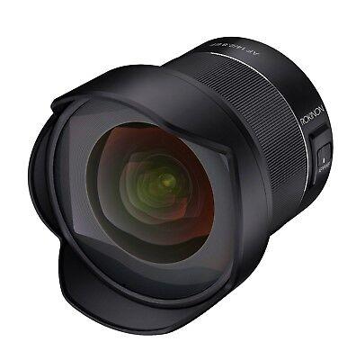 Used, Rokinon AF 14mm F2.8 Weather Sealed Auto Focus Wide Angle Lens for Nikon DSLR for sale  Burlington