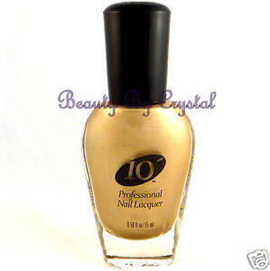 Pro10-Professional-Nail-Lacquer-Polish-OLD-HOLLYWOOD-463-Metallic-Yellow-Gold
