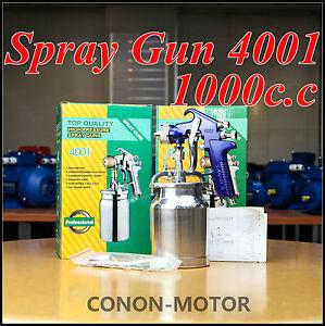 Spray-Gun-4001-Painting-Gun-1000cc-2-0mm-High-Pressure-Air-Tools