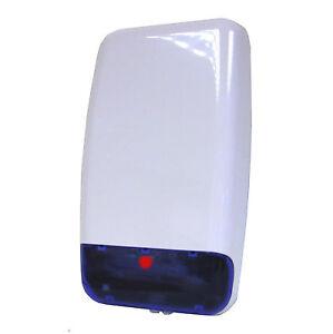 dummy alarm box led ebay. Black Bedroom Furniture Sets. Home Design Ideas