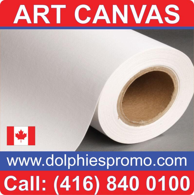 "Artistic Inkjet Large Wide Format Plotter Matte Art CANVAS Paper W44"" x L60"