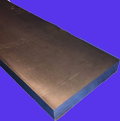 58 X 3-12 X 12-long Cr1018 Steel Flat Bar-.625 X 3.5 Cr1018 Mill Stock