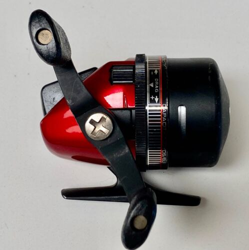 Abu Garcia Abumatic 340 Spincast Fishing Reel. 6/100. Clean/Excellent Condition.