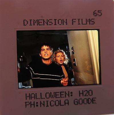 HALLOWEEN :H2O CAST Jamie Lee Curtis Janet Leigh LL Cool J 1998 ORIGINAL SLIDE 1](Halloween Cast Jamie)