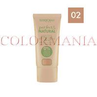Deborah Fondotinta Perfect & Natural Colore 02 Senza Parabeni Petrolati Acrilati - natura - ebay.it