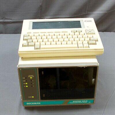 Beckman System Gold W Nec Pc-8300  R19