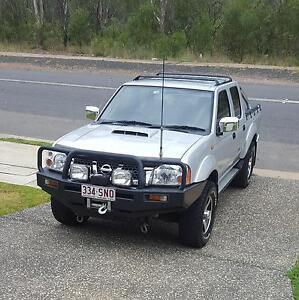 2012 Nissan Navara Ute Brisbane South West Preview
