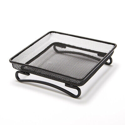 Gardman Metal Compact Ground Feeder Tray ( Pack of 6) Ground Feeder Tray