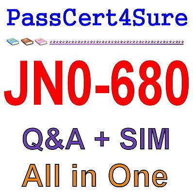 Руководство Juniper Data Center, Professional JN0-680
