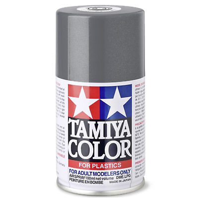 Tamiya 300085042 TS-42 Light Gun Metal Semi-Matt 100ml