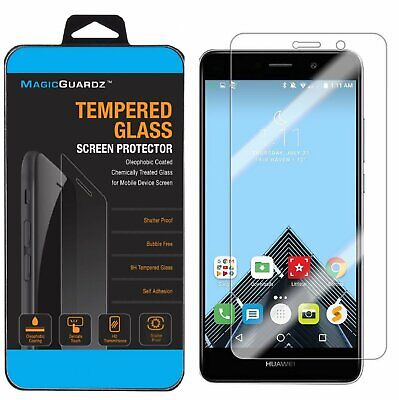 MagicGuardz® Tempered Glass Screen Protector for Huawei Ascend XT2 Cell Phone Accessories